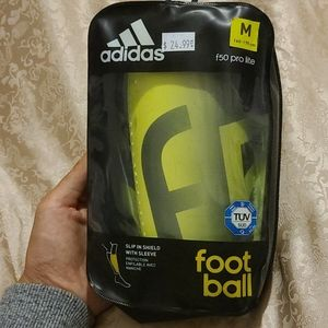 Adidas shin guards medium male